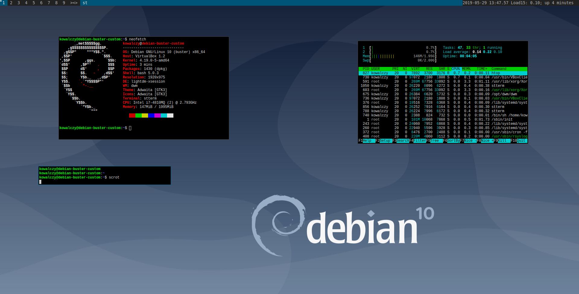 My Debian Ldd Linux Jacek Kowalczyk It World